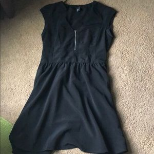 Black dress from HM